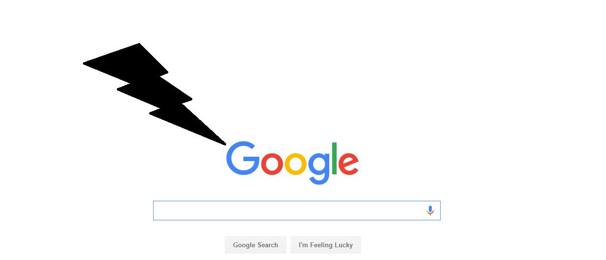 google first downfall google logo