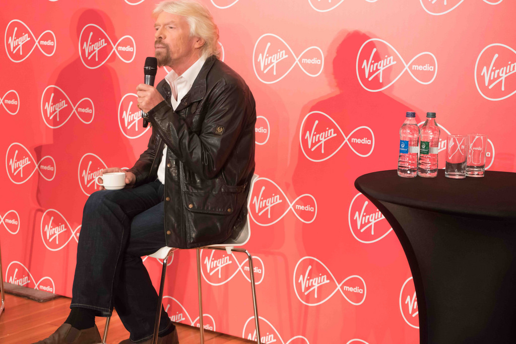 richard branson different entrepreneur