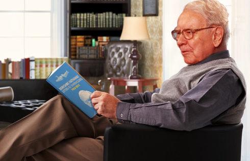 warren buffet reading books