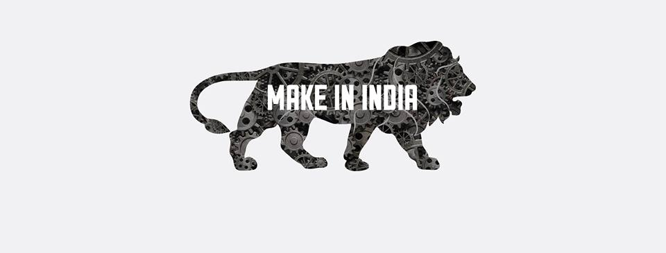 make in India logo lion