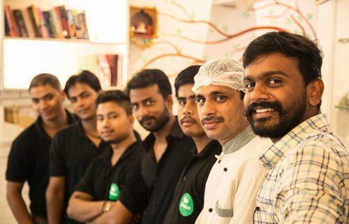 rahul mundra chaisa team tea startup