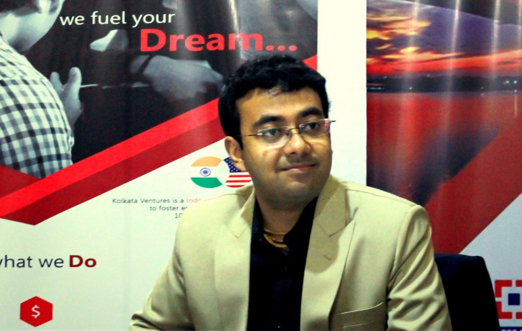 Avelo Roy – Founder of Kolkata Ventures