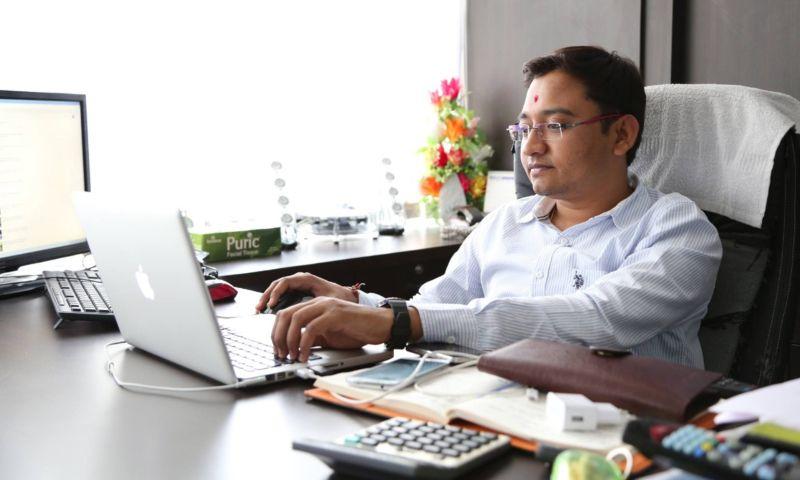 nirav patel, nirav patel founder of abaj world, nirav patel CMD of abaj world