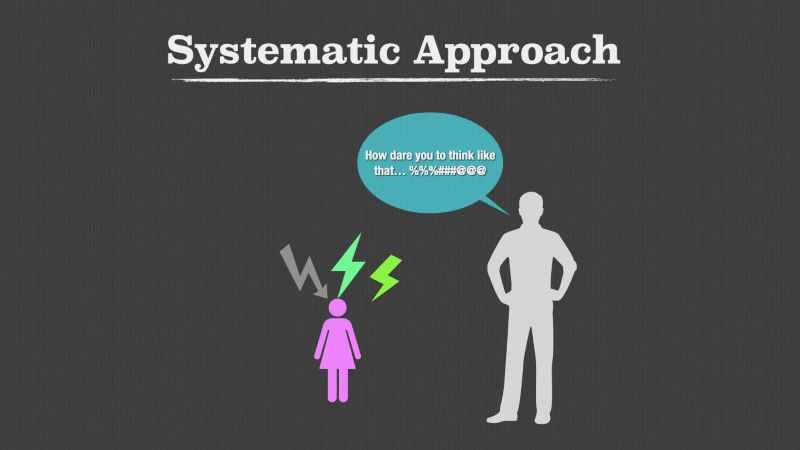 Systematic Approach- Do We Really Need It?