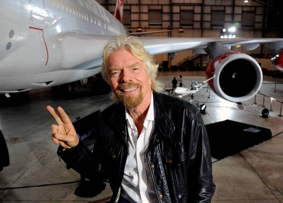 richard branson skills qualities sucess