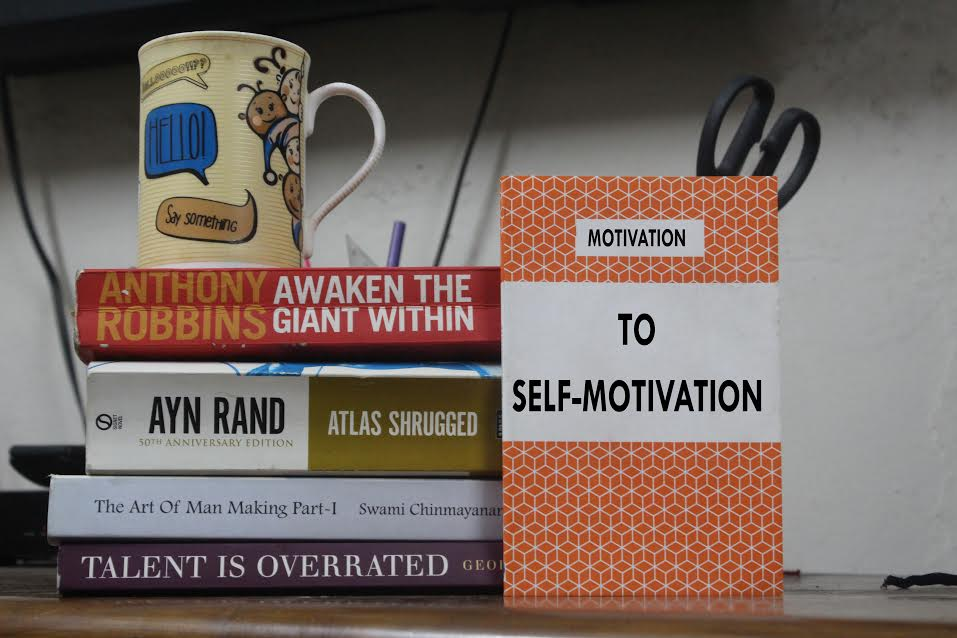 motivational books to get motivated