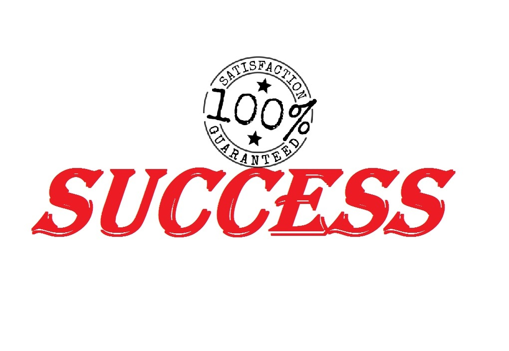 guaranteed success stamp image
