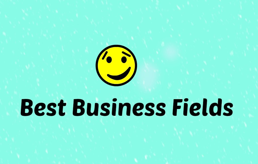 best business fields smile emoticon