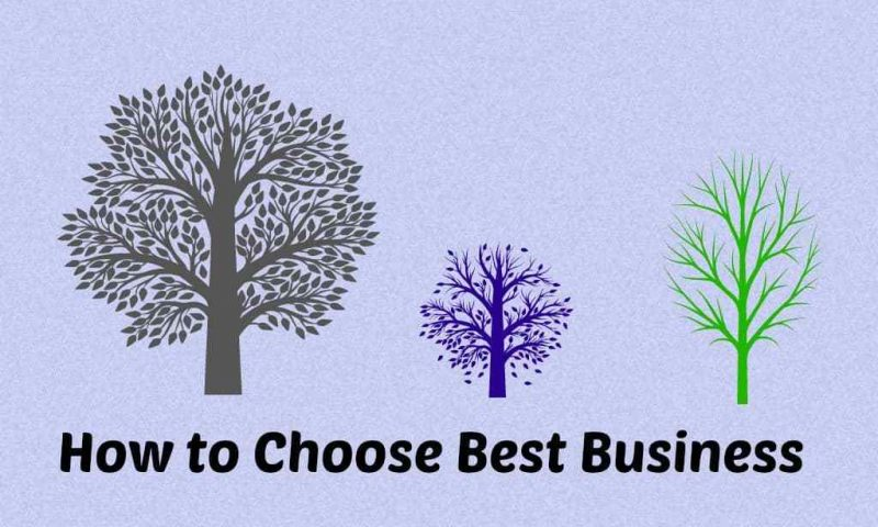 Which Business is the Best to Start With?