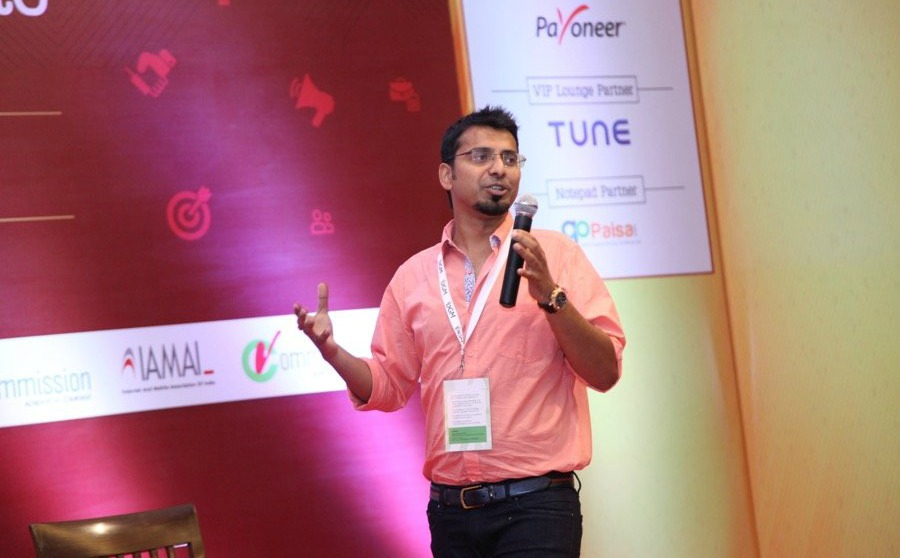 harsh agrawal affiliate submit stage speaker