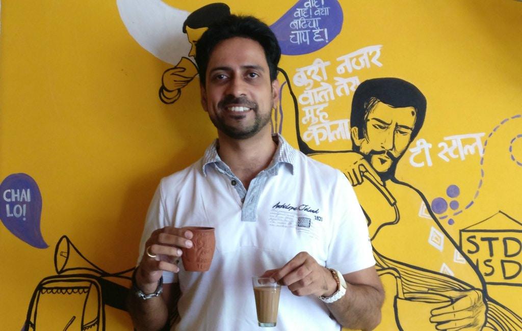 chirag yadav chaipatty teafe chai patty Bangalore