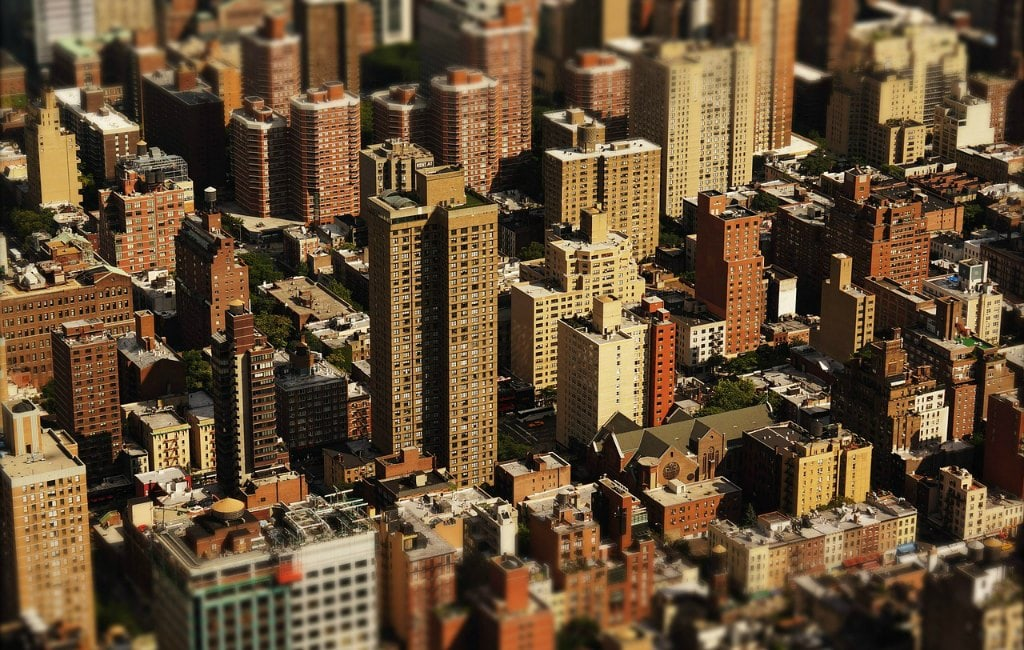 start real estate business building model city