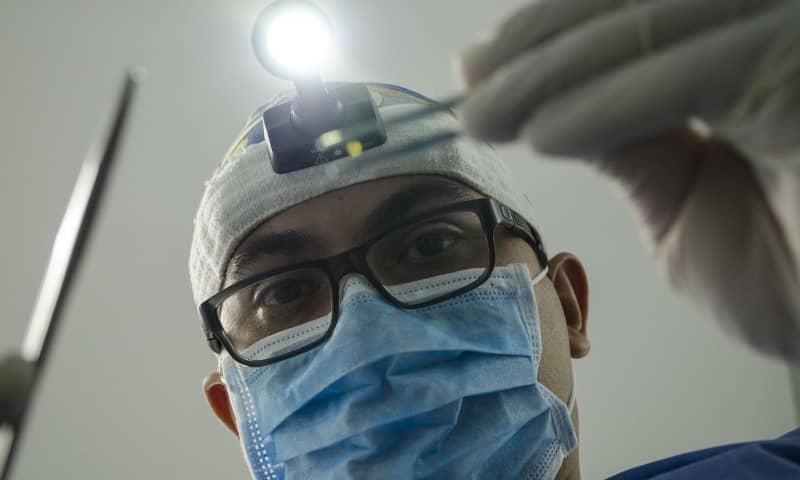 surgeon, doctor, dentist